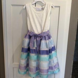 Girls spring Easter dress
